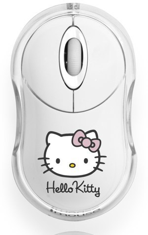 Ratones de Hello Kitty de Memtec