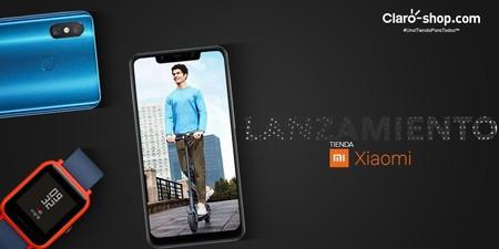 1a65ff27 Xiaomi llega a ClaroShop: la tienda en línea ya vende oficialmente en México  los dispositivos de la marca china