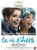 'La vida de Adèle', en busca del color azul