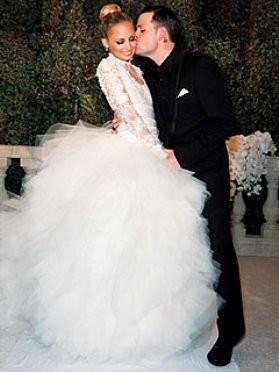 La boda de Nicole Richie ¡por fin vemos su vestido de novia!