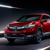 El nuevo Honda CR-V, más avanzado que nunca: tecnología al servicio de la dinámica y la seguridad