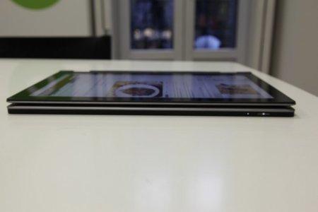 Yoga 13 en modo tablet