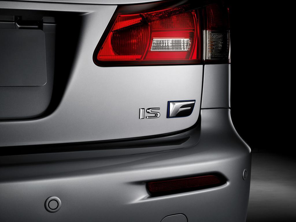 Foto de Lexus IS-F (29/111)