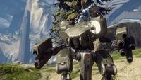Vídeo y galería de imágenes del mapa multijugador Ragnarok y los nuevos vehículos Mantis de 'Halo 4'