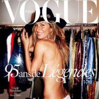 Kendall, Gisele, Christy y Kate celebran el 95 aniversario de Vogue Paris con portadas de excepción. ¡Feliz cumpleaños!