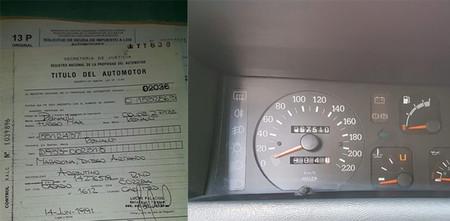 El Renault Fuego GTA Max de Maradon, a la venta
