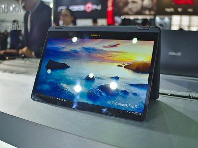 ASUS ZenBook Flip S, primeras impresiones: el 4K no le queda grande a este convertible de 1 kilogramo