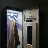 LG Vapor Cleaner Styler, análisis: este armario de vapor conectado para secar y refrescar la ropa quiere ser tu tintorería en casa