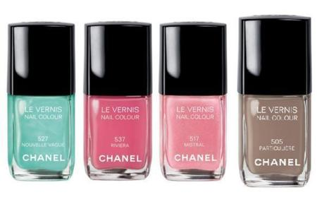 Pintauñas de Chanel: ¿de color o neutro?