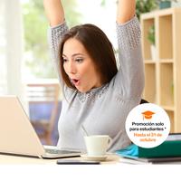 La fibra simétrica a 100 Mbps para estudiantes en Orange costará 30,95 euros al mes sin permanencia