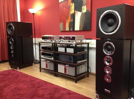 Elige tus cajas acústicas escuchando previamente en ellas tu propia música