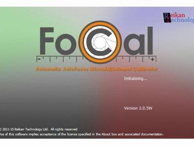 FoCal 2.0: nueva versión mejorada para comparar objetivos