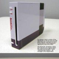 Convierte la Wii en una NES