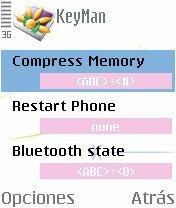 Keyman, atajos de teclado para el móvil