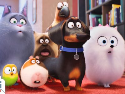 Taquilla USA | Las mascotas arrasan y logran el mejor estreno para una película original