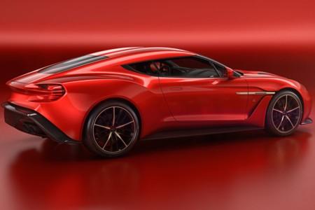 Aston Martin Vanquish Zagato Concept 02