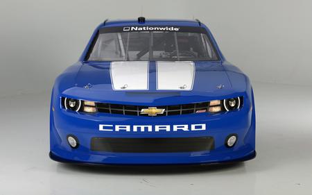 Chevrolet ya tiene su muscle-car para las NASCAR Nationwide Series