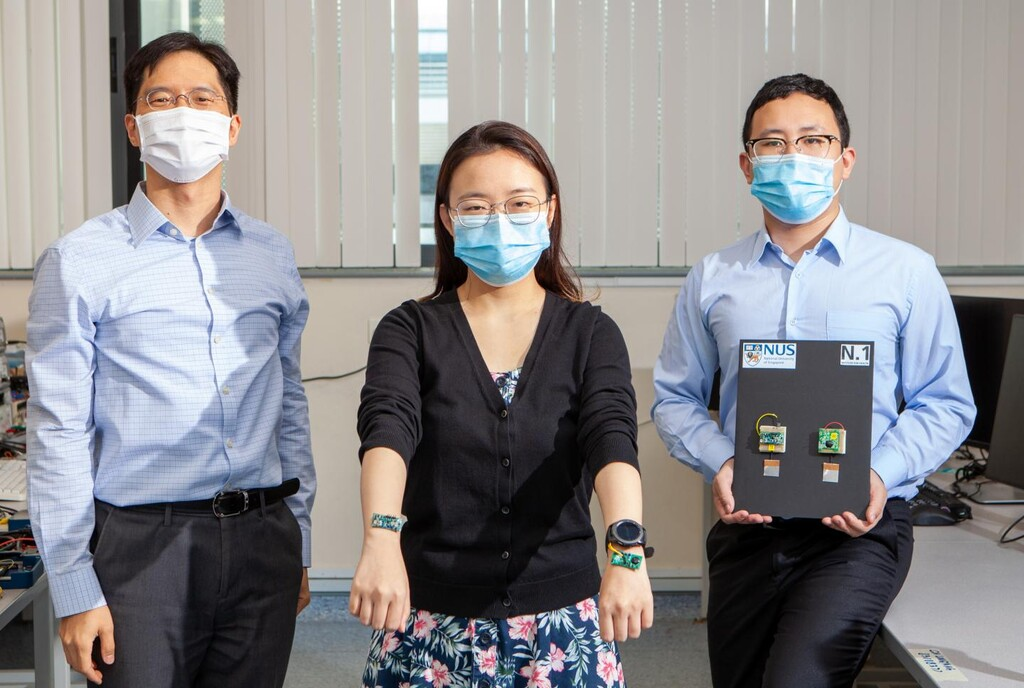 Estos investigadores utilizan directamente el cuerpo humano para enviar electricidad a los wearables