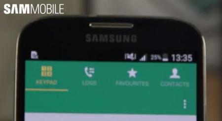 Samsung Galaxy S4 se muestra con Android 5.0 Lollipop en vídeo