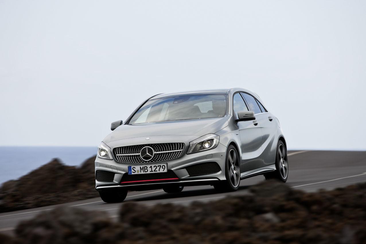 Foto de Mercedes-Benz Clase A 2012 (31/67)