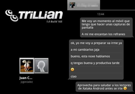 Especial programas para chatear: Trillian