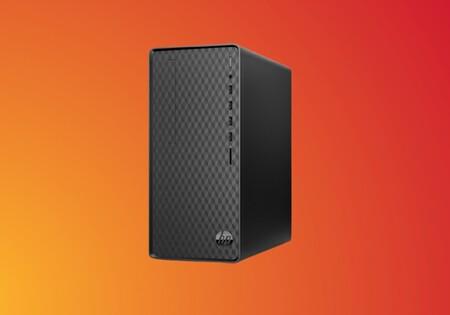 Este ordenador es un chollo para la vuelta a clase: torre HP Desktop con AMD Ryzen 5 y 16GB RAM baratísimo a 379 euros en MediaMarkt [AGOTADO]