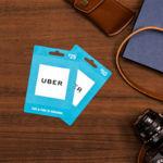 Ya puedes comprar tarjetas de regalo para Uber