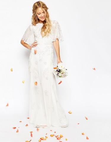 7 vestidos de boda por debajo de 600 euros perfectos para las novias con menos presupuesto