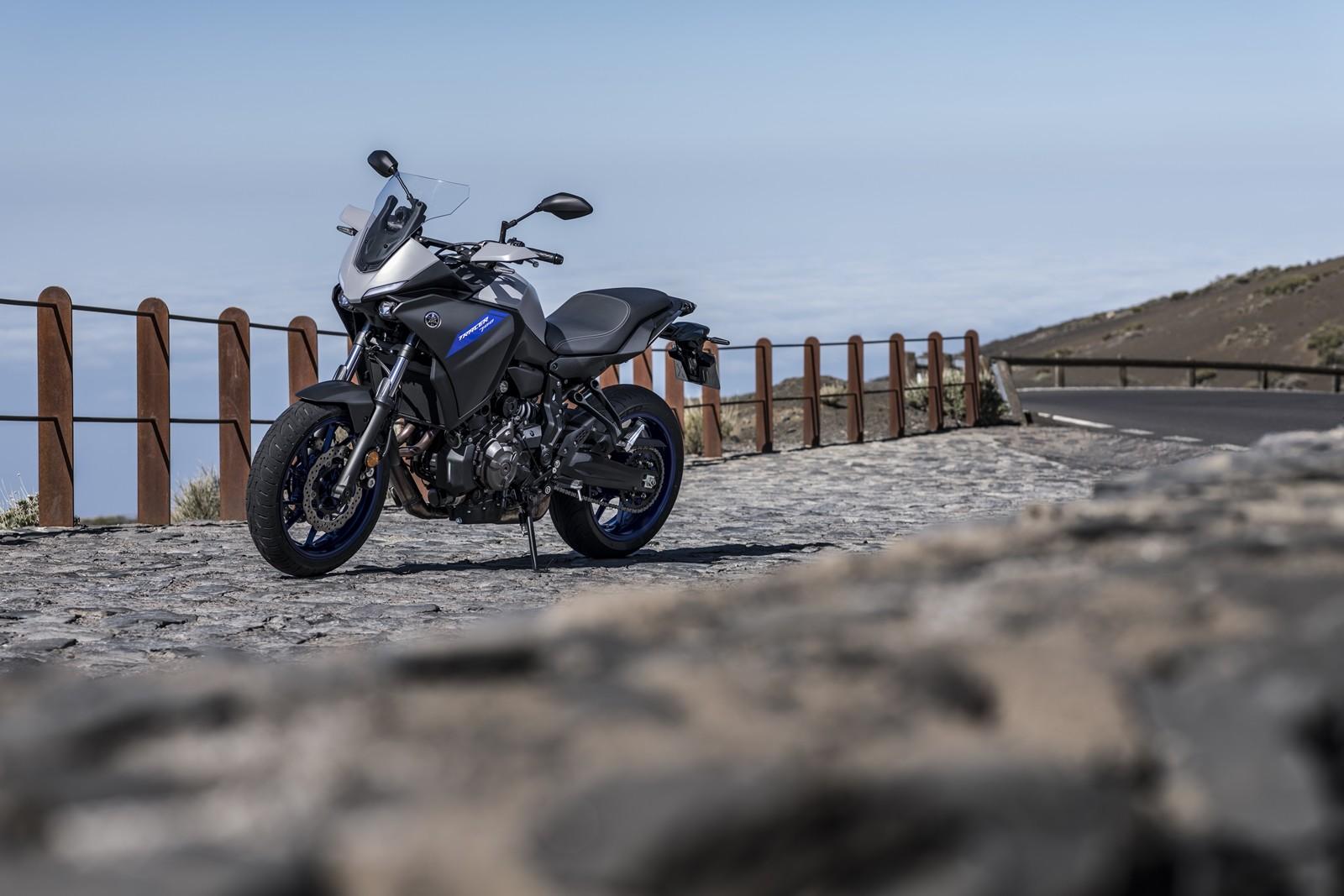 Foto de Yamaha Tracer 700 2020, prueba (42/47)