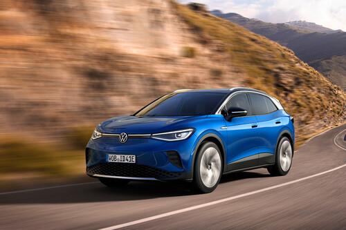 El Volkswagen ID.4 ya es oficial: el primer VW eléctrico para América es un SUV a precio de Tiguan