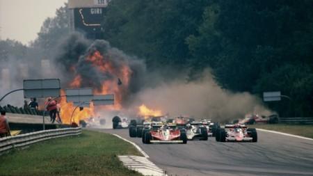 Peterson Monza F1 1976