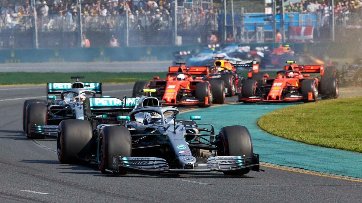 c1d9a68e0c El nuevo alerón cuadruplicó los adelantamientos de la Fórmula 1 en  Australia pero los pilotos no se fian