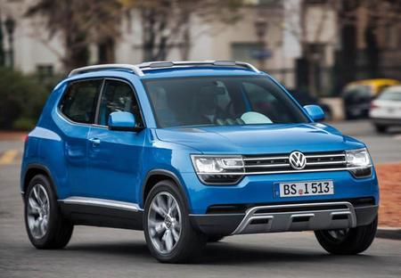 Volkswagen Taigun Concept: El Up! que quería ser camioneta