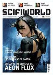 Especial Babylon 5 en Scifiworld magazine