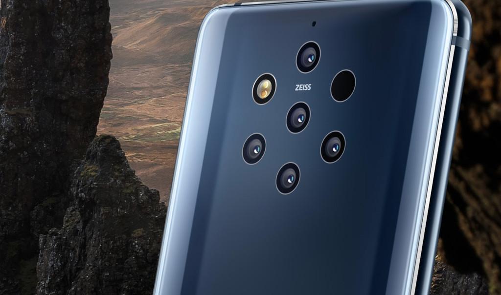 Xiaomi plantará cara al Nokia℗ 9 Pureview con un celular de cámaras múltiples gracias a su acuerdo con Light