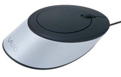Sony lanza un ratón, ejem, extrañamente ergonómico
