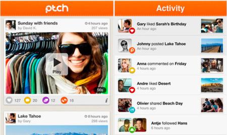 Ptch, la aplicación de Dreamworks que aspira a ser el Instagram de los vídeos