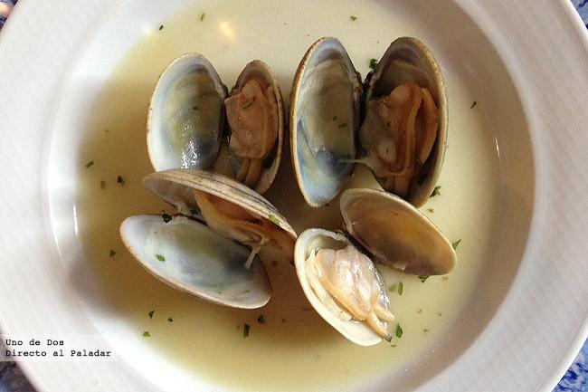 Restaurante Karola Etxea, entrañable ambiente marinero en la parte alta del Puerto Viejo de Algorta