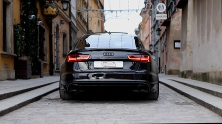 Audi Rs6 Performance Sedan 9