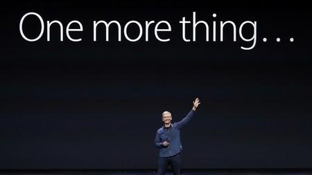 One more thing… mejorar las notas de voz, el centro de visitantes del Apple Park y los AirPods Max