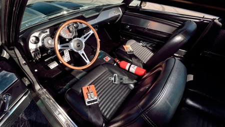 Ford Shenby Gt500 1967 Eleanor A Subasta 1