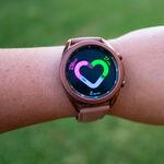 Carga ilimitada para los relojes Galaxy Watch: Samsung patenta una correa solar