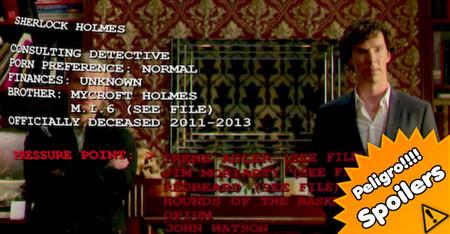 La amistad y la comedia se adueñan de la tercera temporada de 'Sherlock'