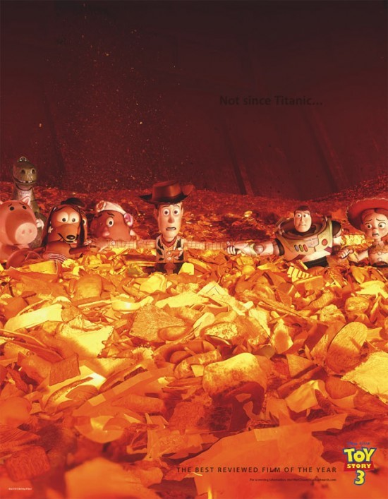 Foto de 'Toy Story 3', carteles para los Oscars (1/15)