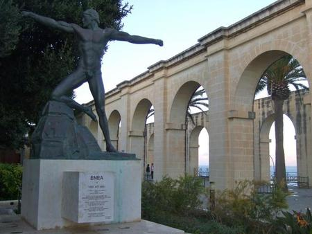 Lower Barraca Malta