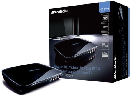 AverMedia DarkCrystal HD Capture Station