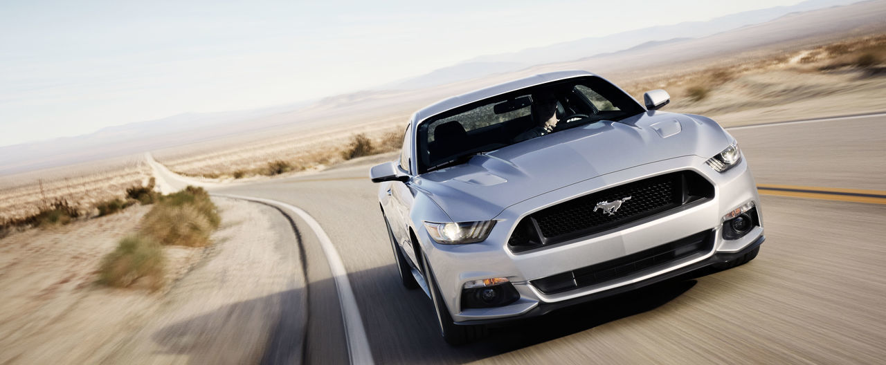 Foto de Ford Mustang 2014 (43/49)