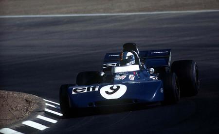 Gran Premio de Estados Unidos 1971: François Cevert, el infante de la patria, triunfa