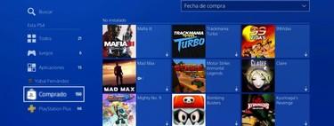 Cómo ocultar juegos en la biblioteca de PlayStation 4