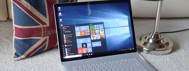 """Surface Book 2 15"""", análisis: la versión con más potencia gráfica sigue sintiéndose más cómoda como portátil que como tableta"""